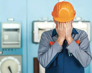 Tired Workers Increase Safety Risks
